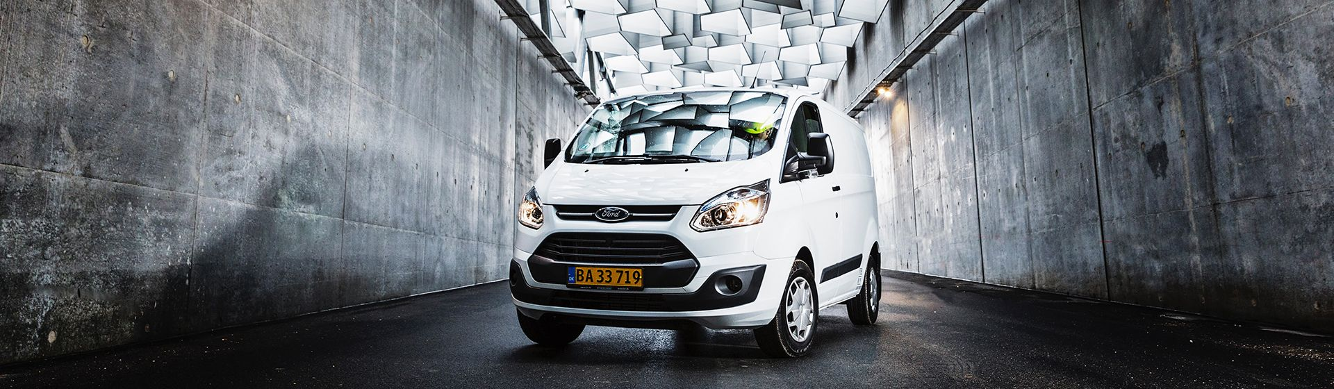 When is a van not a van?
