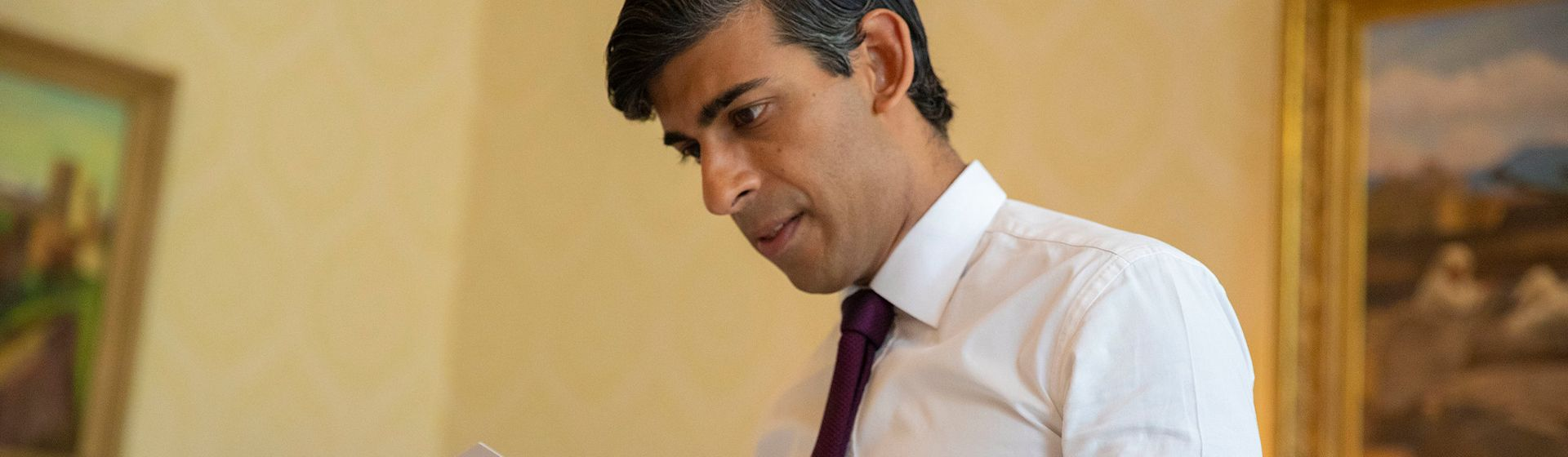 Rishi Sunak unveils new economic support measures with the Winter Economy Plan